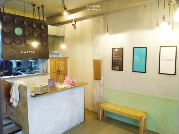 MATTER CAFE,網美乾燥花牆、美味舒芙蕾板橋早午餐,新埔站美食(姊姊食記)