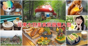 網站近期文章:花蓮台東美食旅遊懶人包 ( 7日行程總整理 )