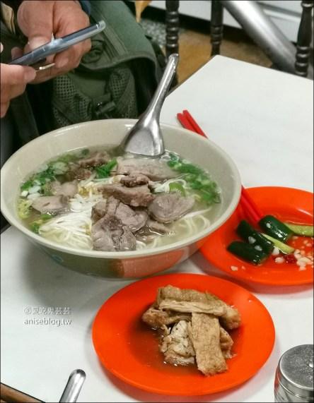 戴記福建涼麵,民生社區裡無招牌隱藏版人氣店,肉骨湯是亮點!