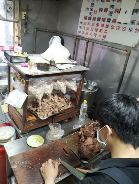 (已歇業)潮州街林記牛肉麵(水缸牛肉麵),巷弄內平價又神秘的超夯牛肉麵店,記得點隱藏版!