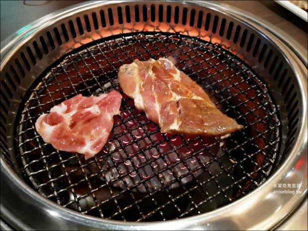 燒肉眾精緻炭火燒肉板橋文化店,499豬肉吃到飽,新埔站美食(姊姊食記)