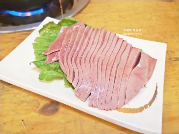 林家蔬菜羊肉,當天現宰的溫體羊肉超鮮美味,2019米其林指南餐盤,台北火鍋推薦(姊姊食記)