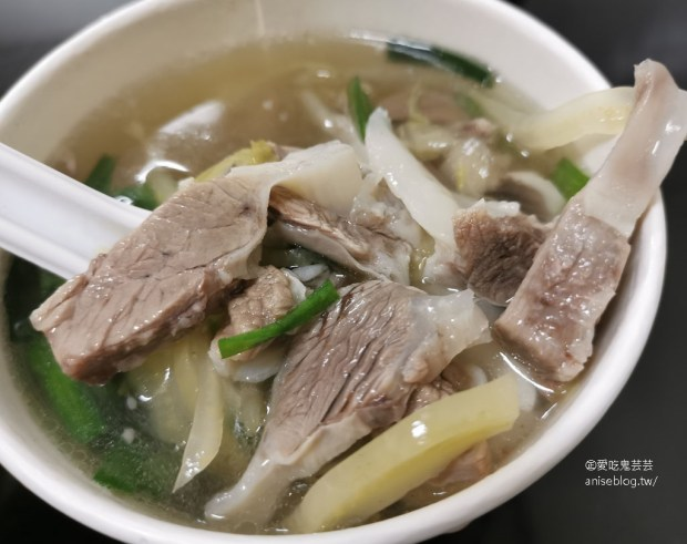 燉 肉圓大王,嘉義人都知道的超美味肝連湯(呃?不是肉圓店嗎?)
