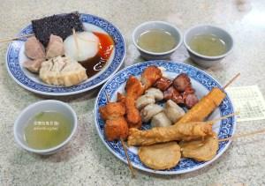 今日熱門文章:體育場阿輝黑輪,台南人從小吃到大的下午茶