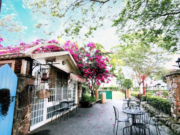 鷺鷥咖啡+雪雲城堡,只開放五六日的絕美夢幻莊園 @愛吃鬼芸芸