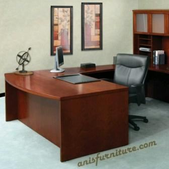 meja kantor jati jepara