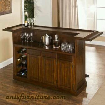 meja mini bar