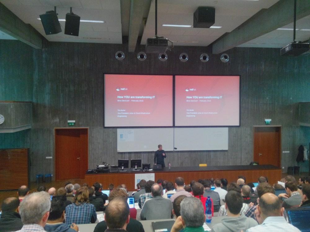 Dev Conf, Brno 2015 (1/6)