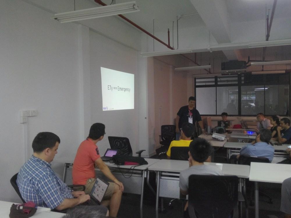 FOSSASIA, Singapore 2015 (5/6)
