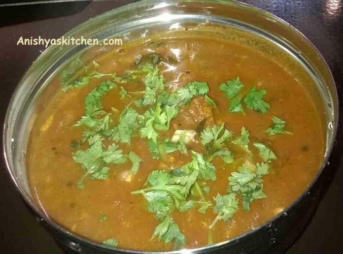 Tomato Rasam without Tamarind