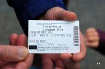 london eye ticket