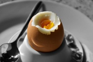 <strong>Perfect soft boiled Eggs</strong>