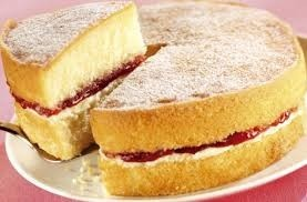 Afternoon Tea and the Victoria Sponge