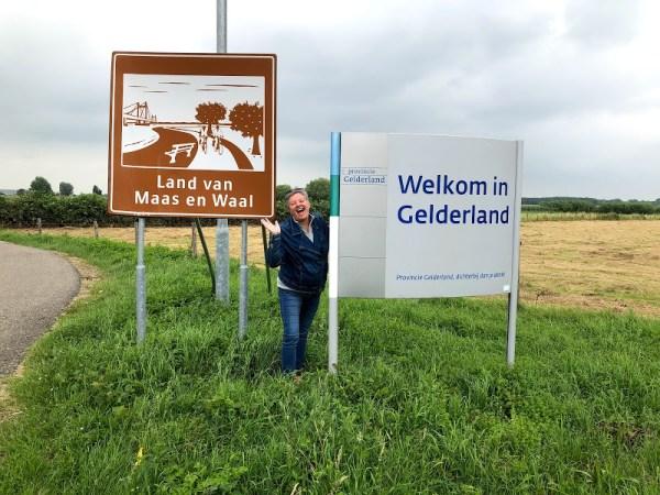 Dag 4: Woudrichem naar Maasbommel
