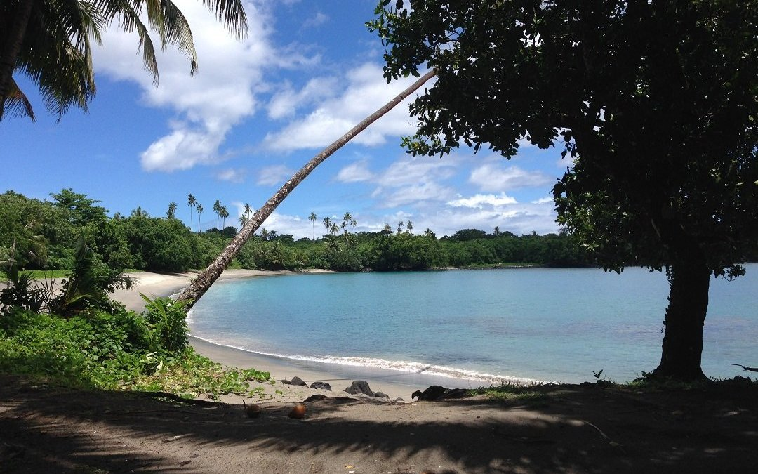 Short-break in samoa