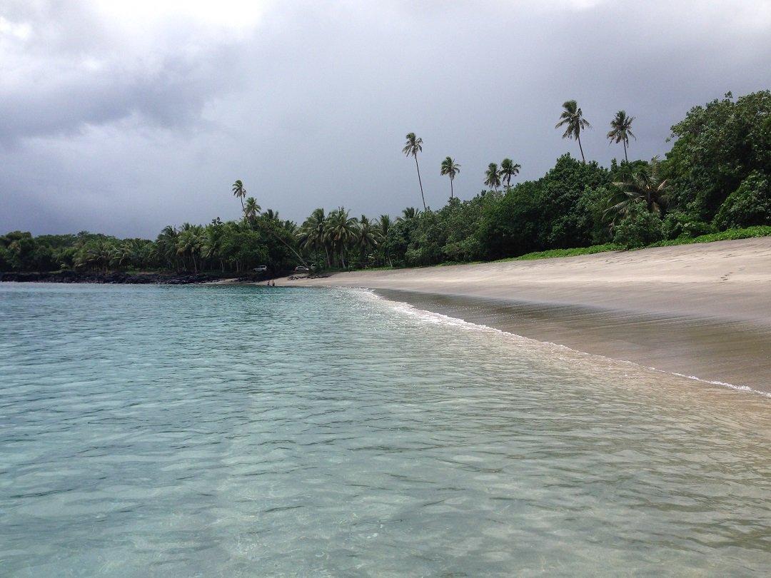 Samoa Beach 1080 - Traveller's Tales | Karla's Short-break in Samoa