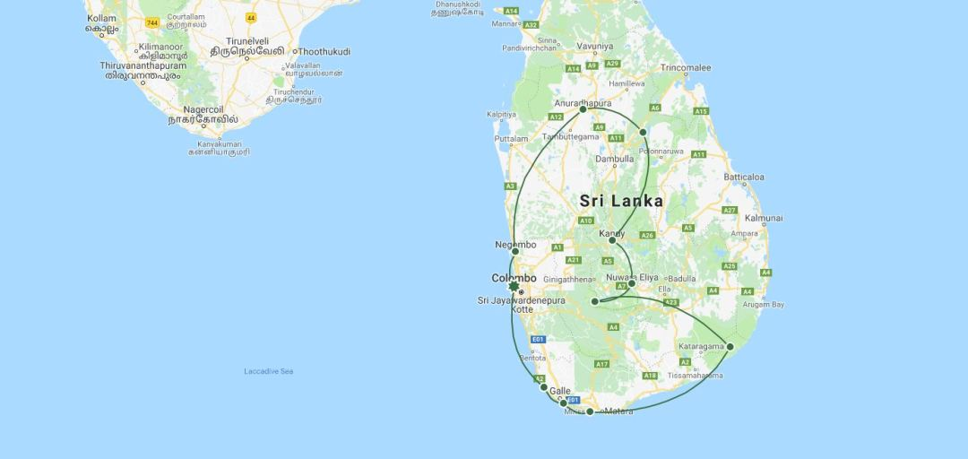Capture - Traveller's Tales | Explore Sri Lanka