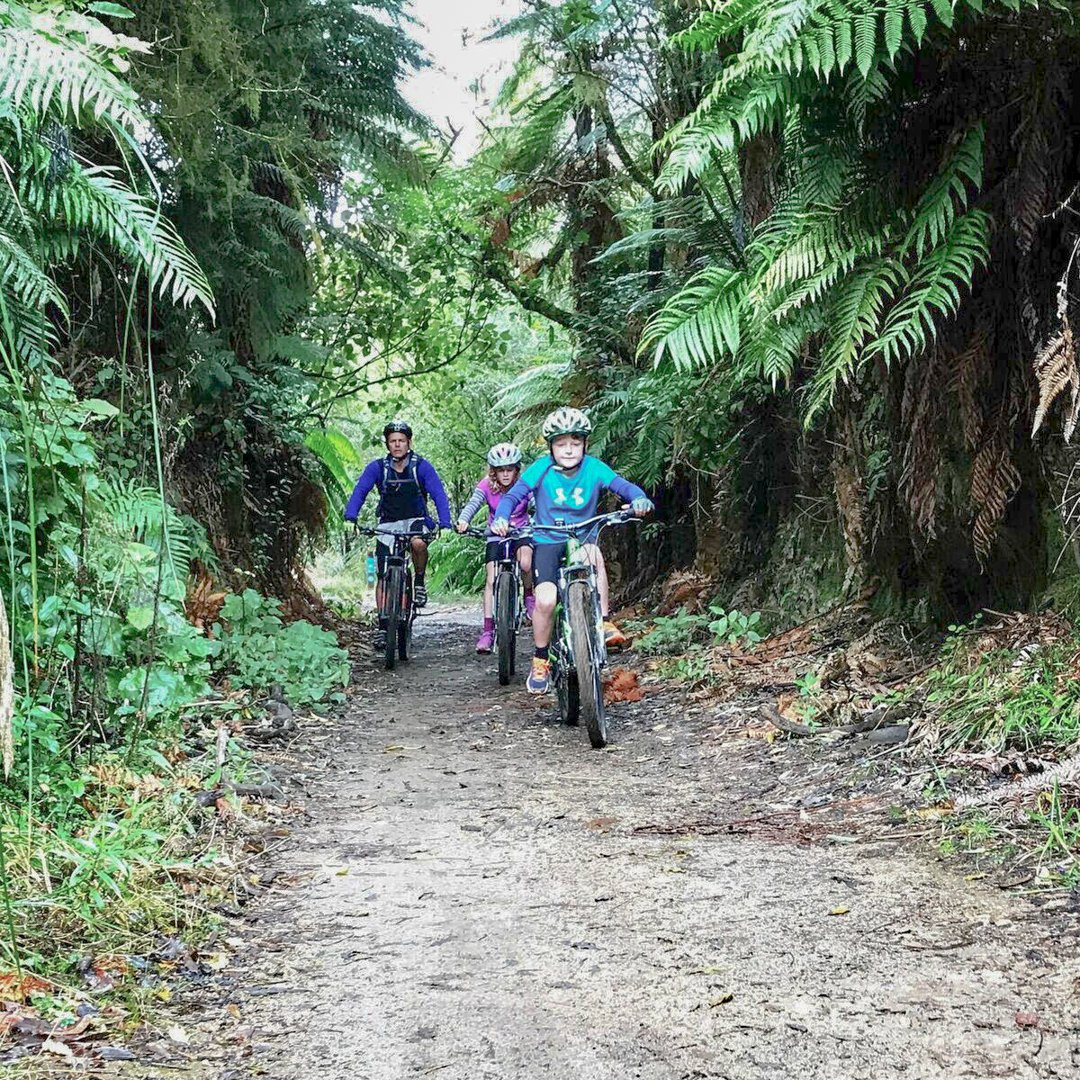 NZ Cycle Trails with Kids
