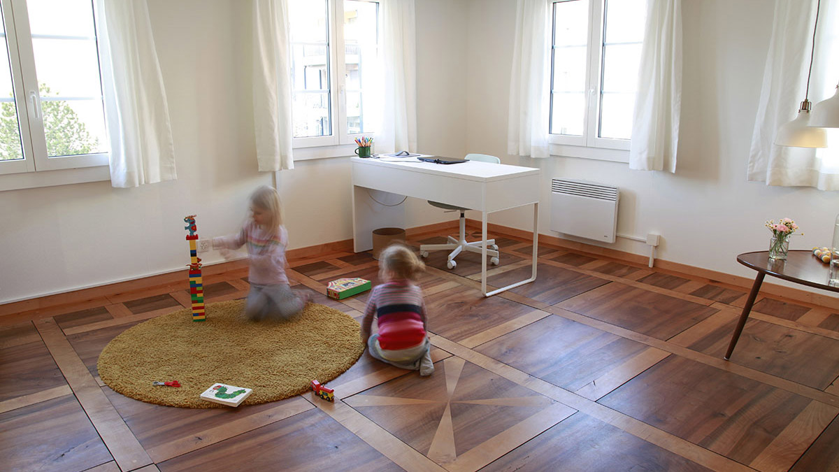 Beratungsraum Anita Fürling Familienberatung Kerns