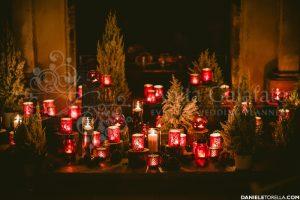 christmas wedding a Roma