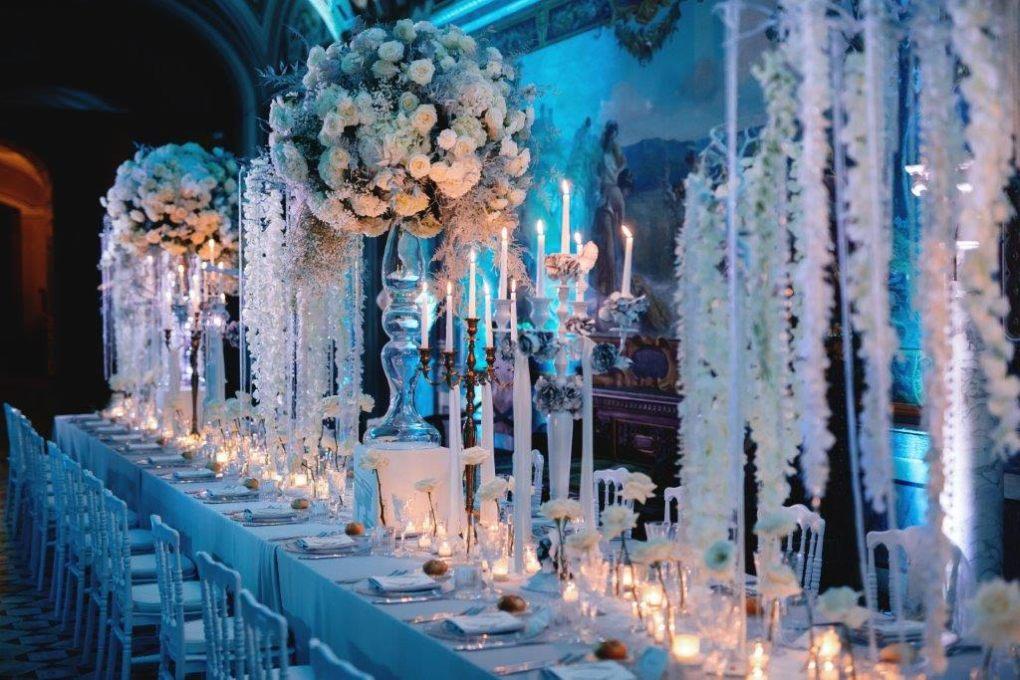 matrimonio con tavolo imperiale