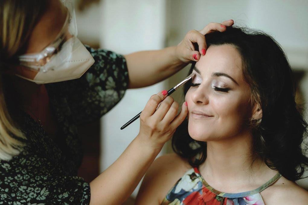 make-up artist marianna zambenedetti