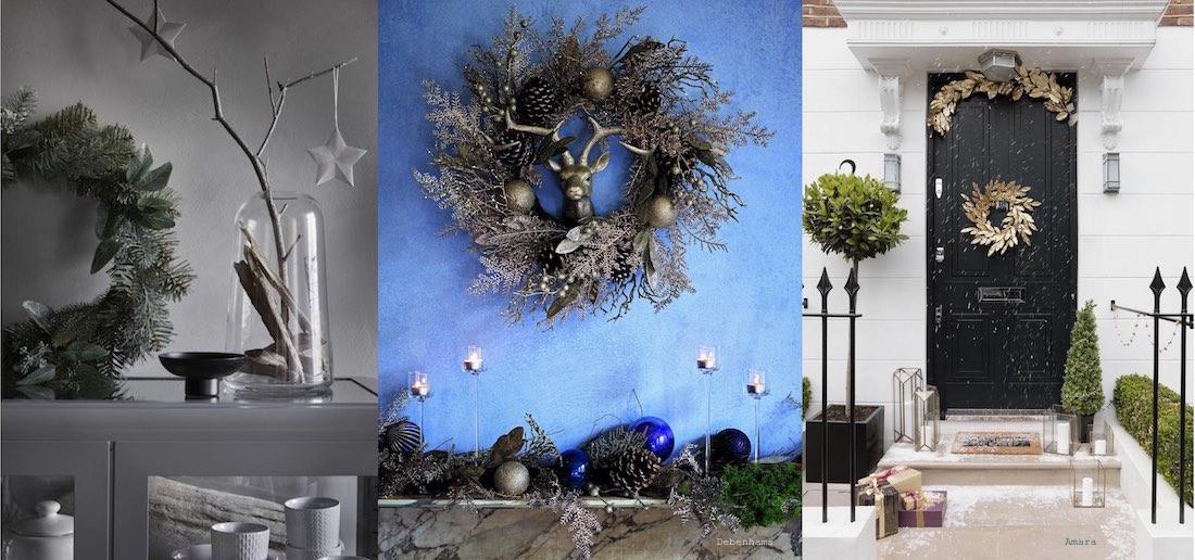 Kersthuis: 5 verschillende sferen om uit te kiezen (+ bonus)