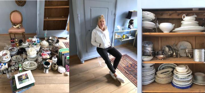 Opruimen voor rust in huis & hoofd