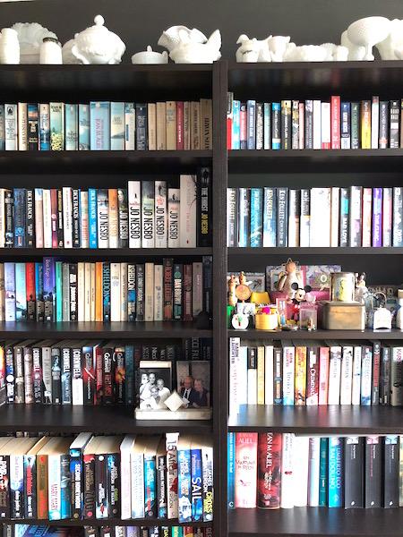 opruimen-boekenkast