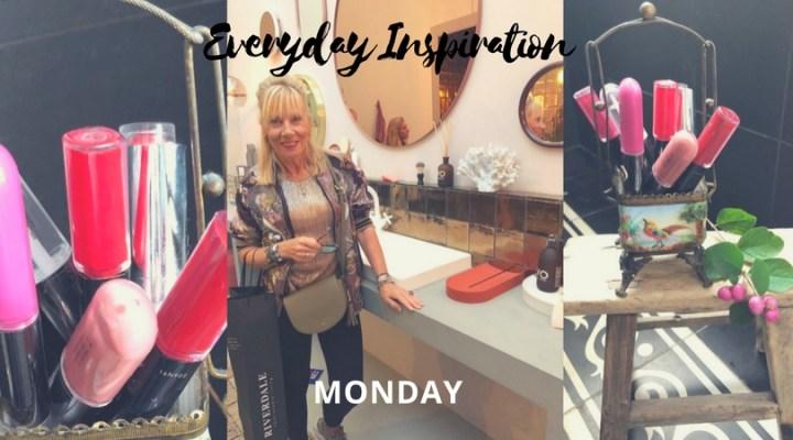 Dagelijkse dosis inspiratie: maandag