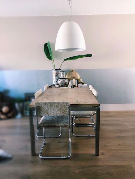 binnenkijken tafel
