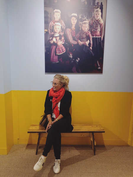 Hollandse folklore in het klederdrachtmuseum