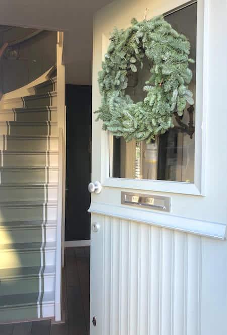 kerst-voordeur