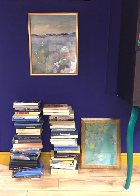 boeken bij Ikea