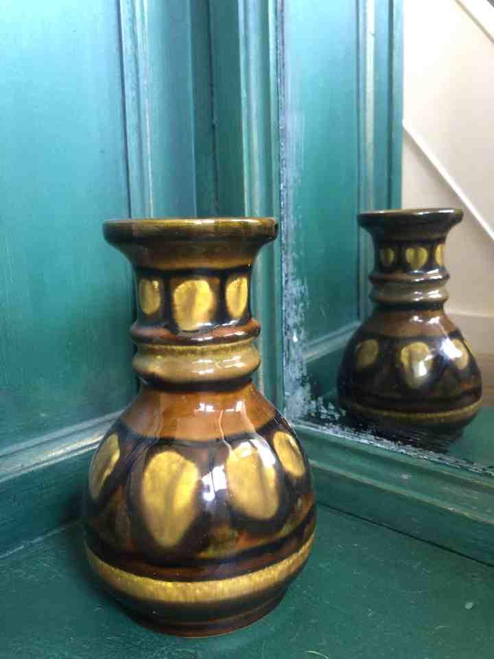 vintage vaasje Gouda Holland
