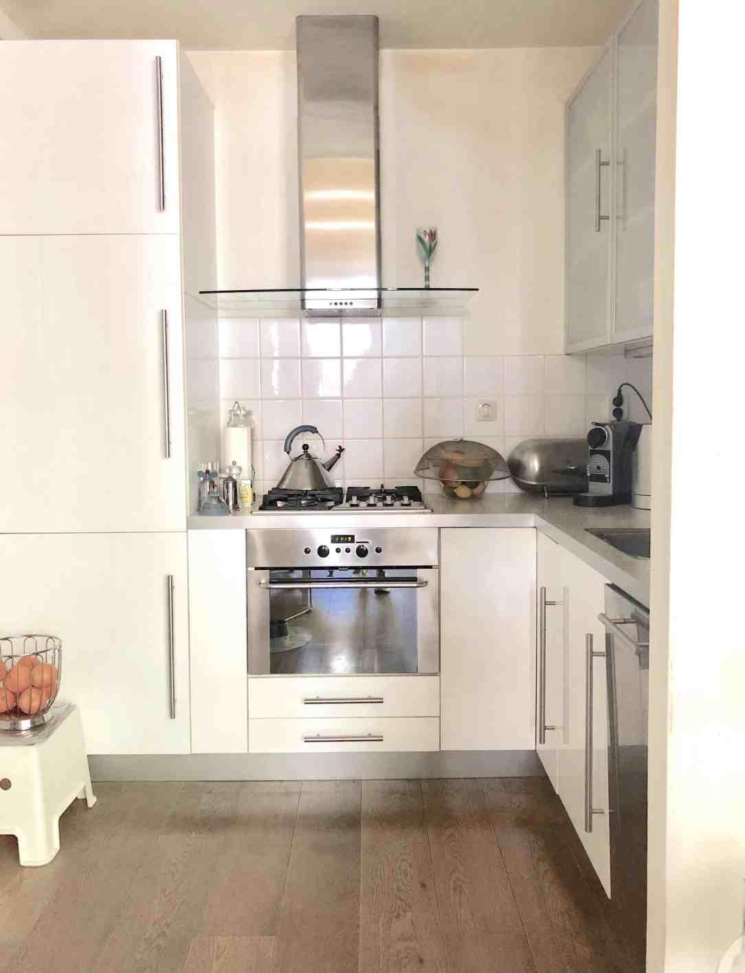 wonen op 55 m2-keuken