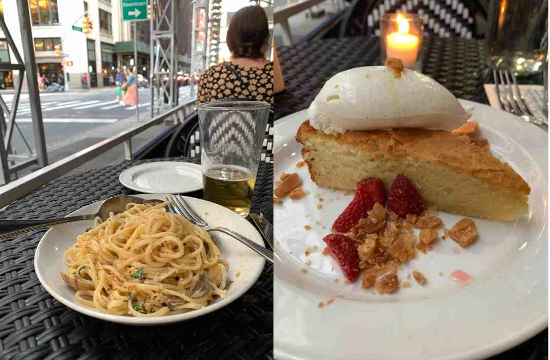 collage-Italian food