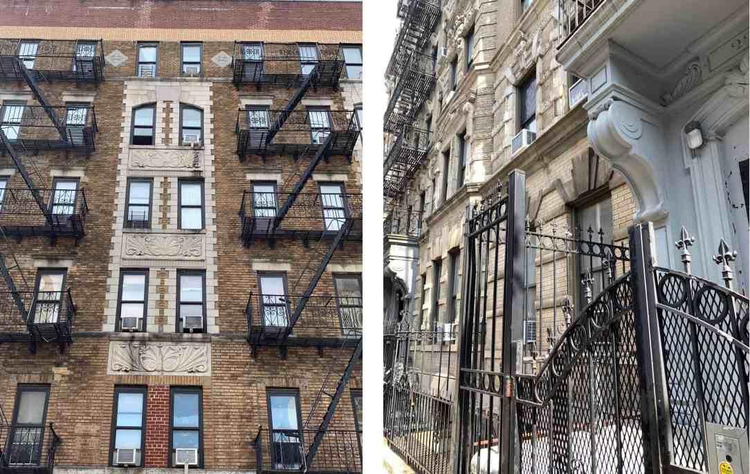 collage-brownstone brooklyn