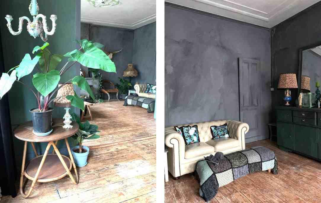 weird & wonderful interieur