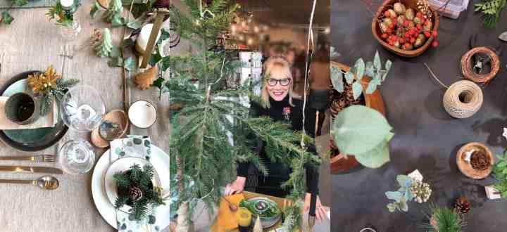 Tafelstyling voor Kerst: zo geef je je kersttafel het wauw effect!