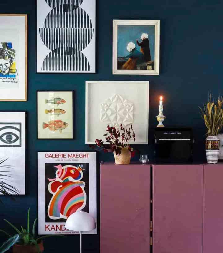 2019 Living room Deense Zomer