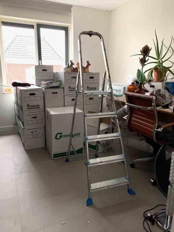 werkkamer in wording