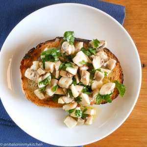 marinated mushrooms 31