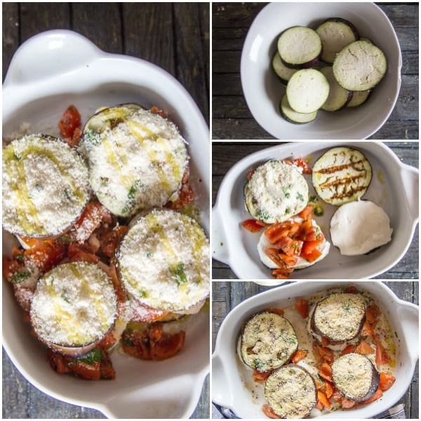 eggplant sandwiches how to make