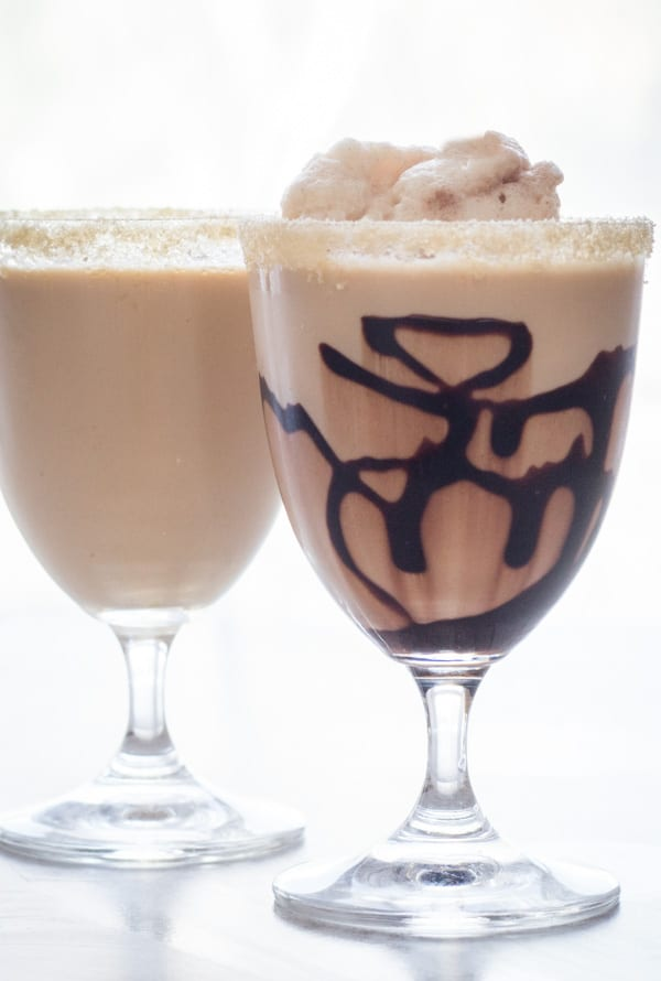Creamy Italian Iced Coffee