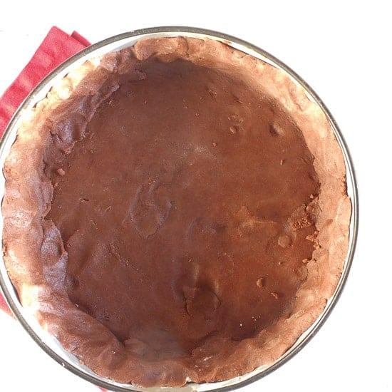 mocaccino cake