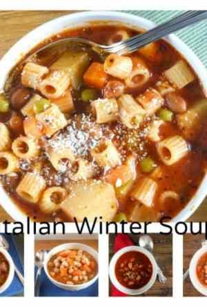 5 Italian winter soups