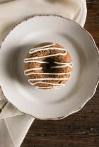 mocha cake doughnuts /anitalianinmykitchen.com