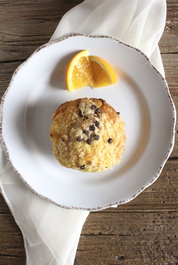 orange streusel muffins/anitalianinmykitchen.com
