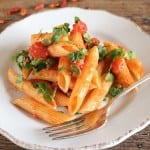 penne all'arrabbiata/anitalianinmykitchen.com